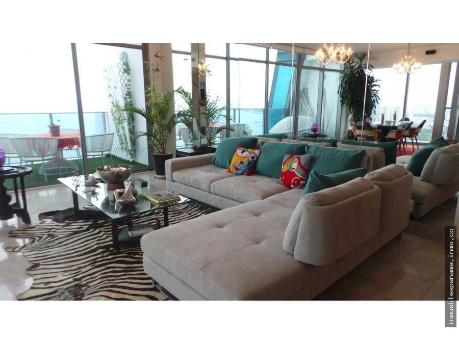 apartamento en arrendar panama rah pa 20 4816