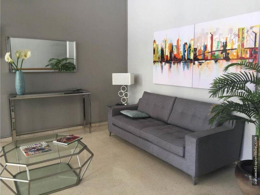 apartamento en arrendar panama rah pa 20 5243