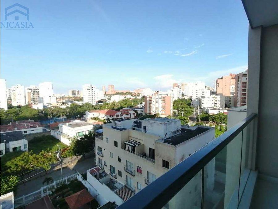 apartamento en arriendo edificio biobanus