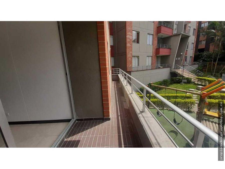 apartamento en arriendo en envigado sector camino verde