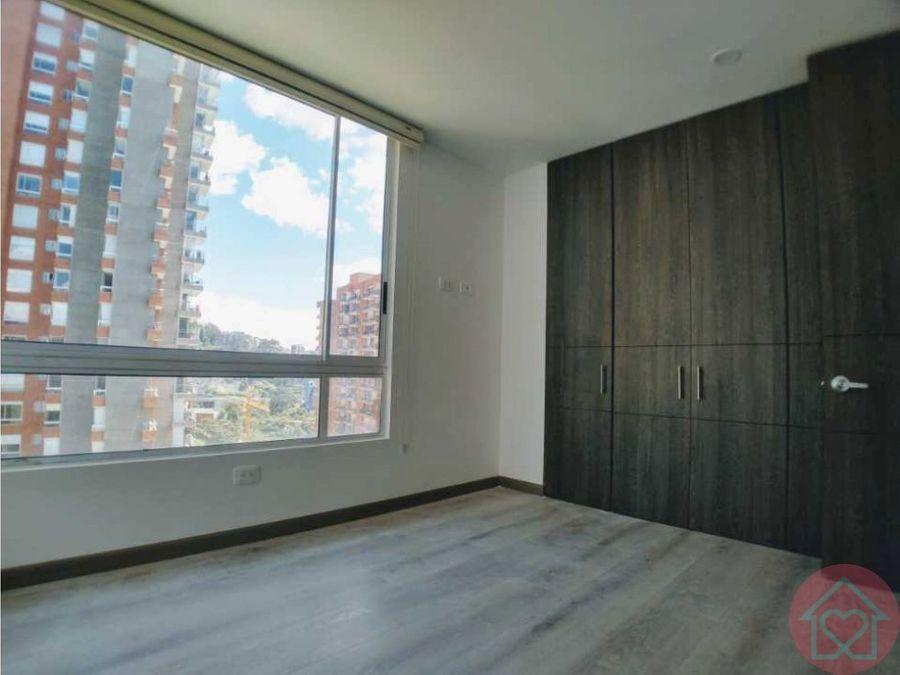 apartamento arriendo balcon chapinero alto