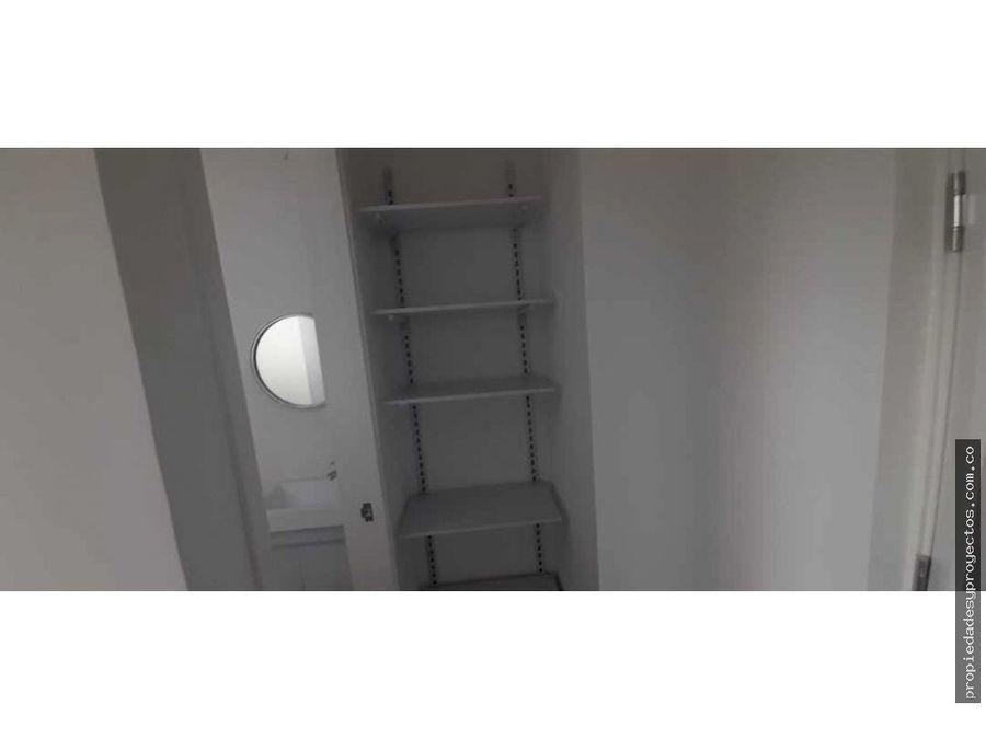 apartamento en arriendo en el poblado sector loma de los parra