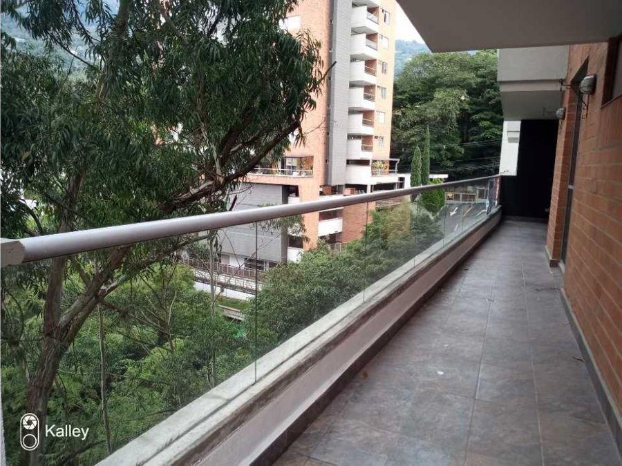 apartamento en arriendo en envigado sector el esmeraldal