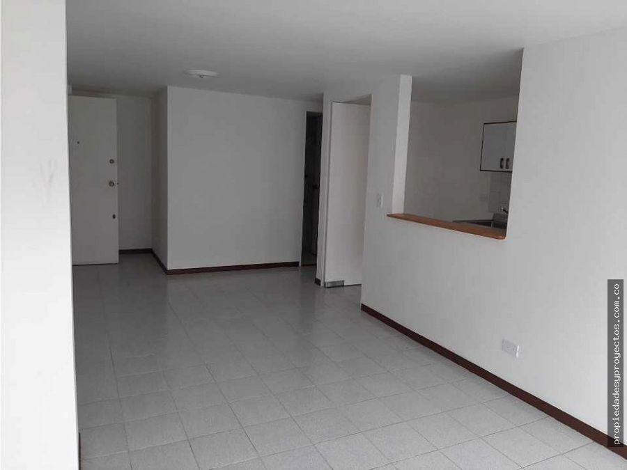 apartamento en arriendo en loma de san julian