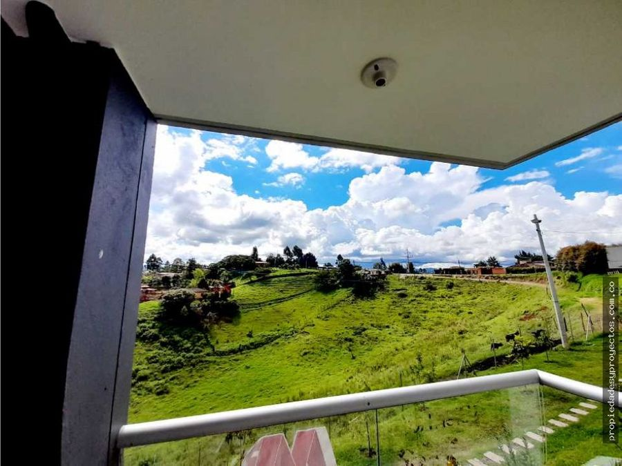 apartamento en arriendo en rionegro sector fontibon