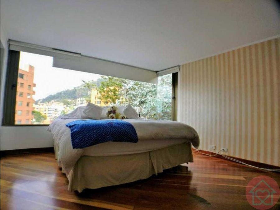 apartamento arriendo rosales ph duplex terraza y balcon bogota