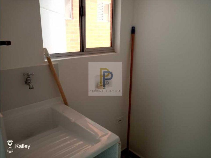apartamento en arriendo en sabaneta sector san remo