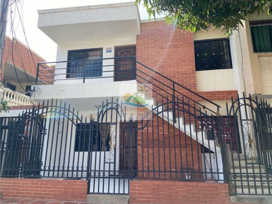 apartamento en arriendo en segundo piso