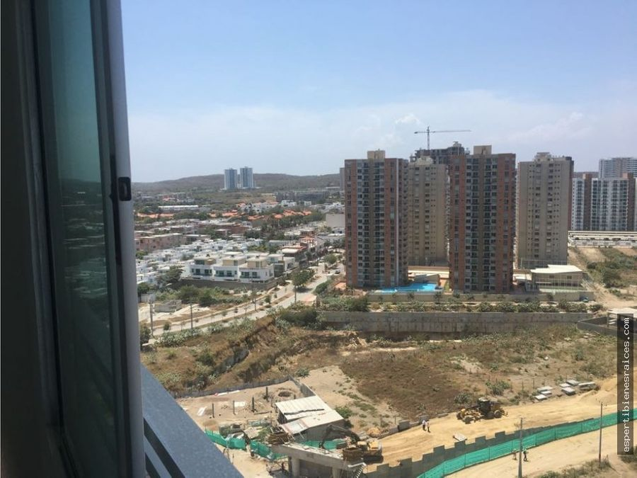 apartamento en arriendo horizontes de villa campestre barranquilla