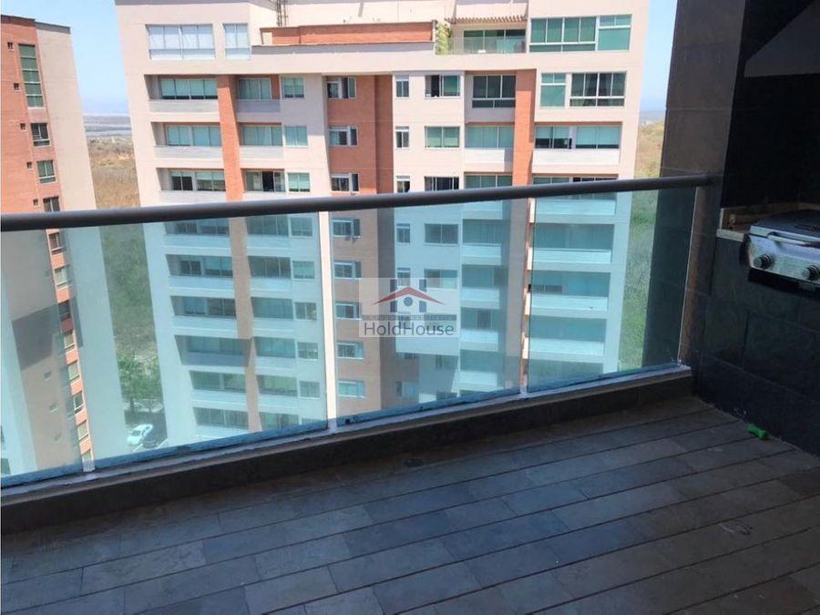 apartamento en arriendo la castellana buenavista