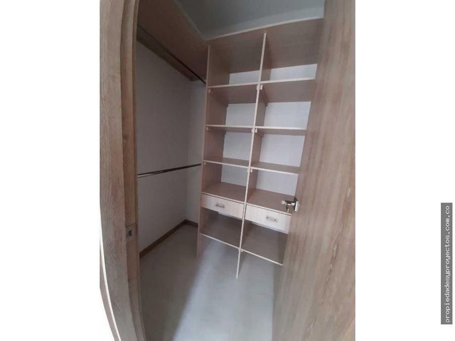 apartamento en arriendo sector barro blanco