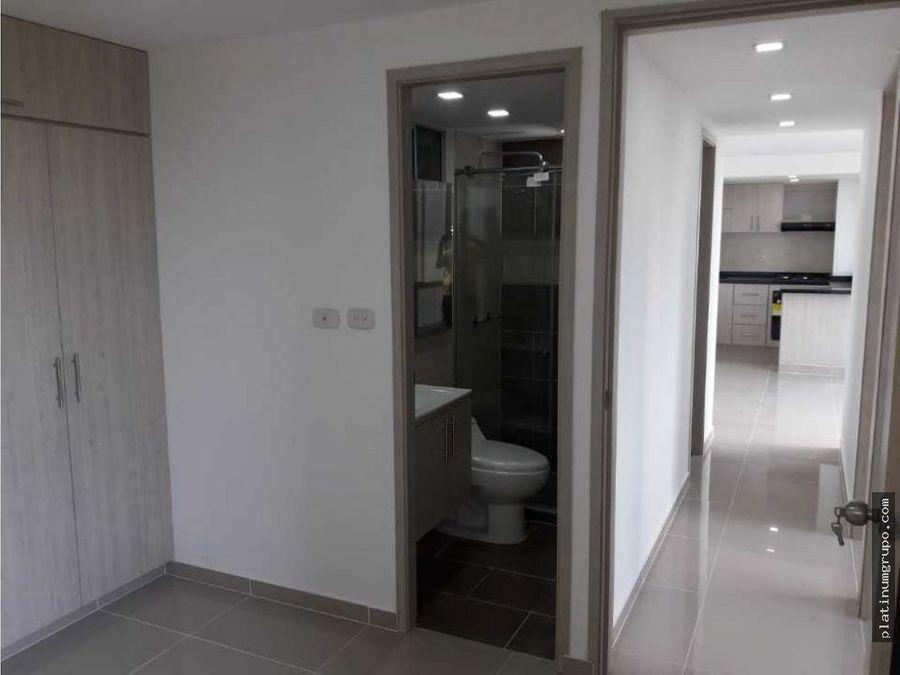 apartamento en venta en condominio en bochalema cali kd