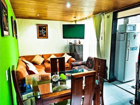apartamento en bochica 3 de 47 mts2