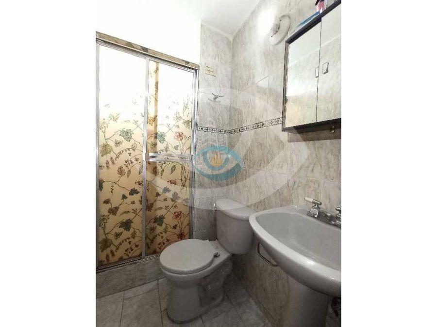 apartamento en cana de azucar con agua de pozo