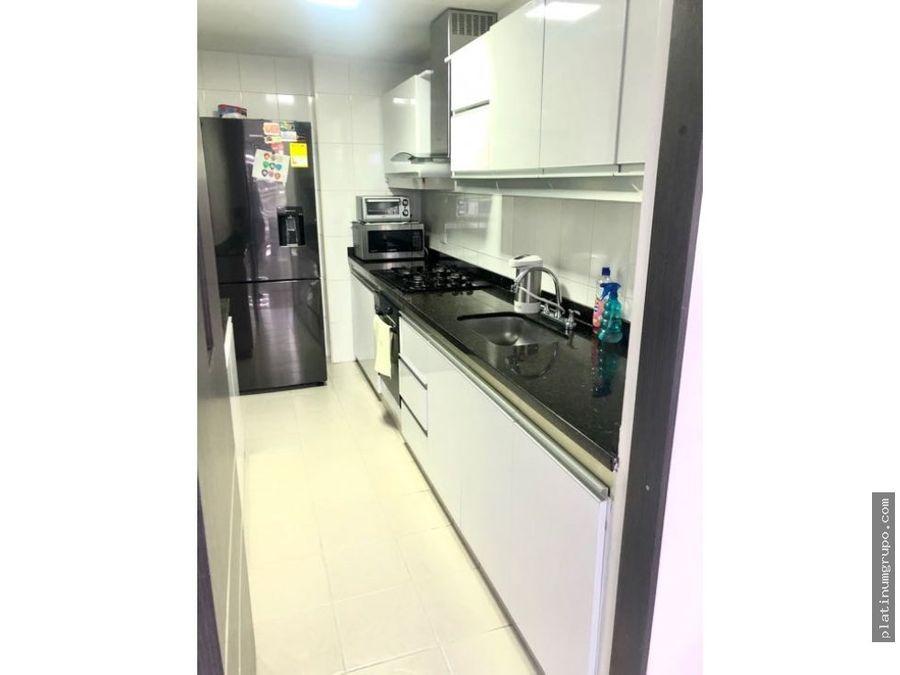 apartamento en venta en condominio en ciudad jardin cali fd