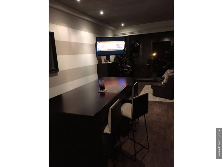 apartamento en condominio brasil de santa ana