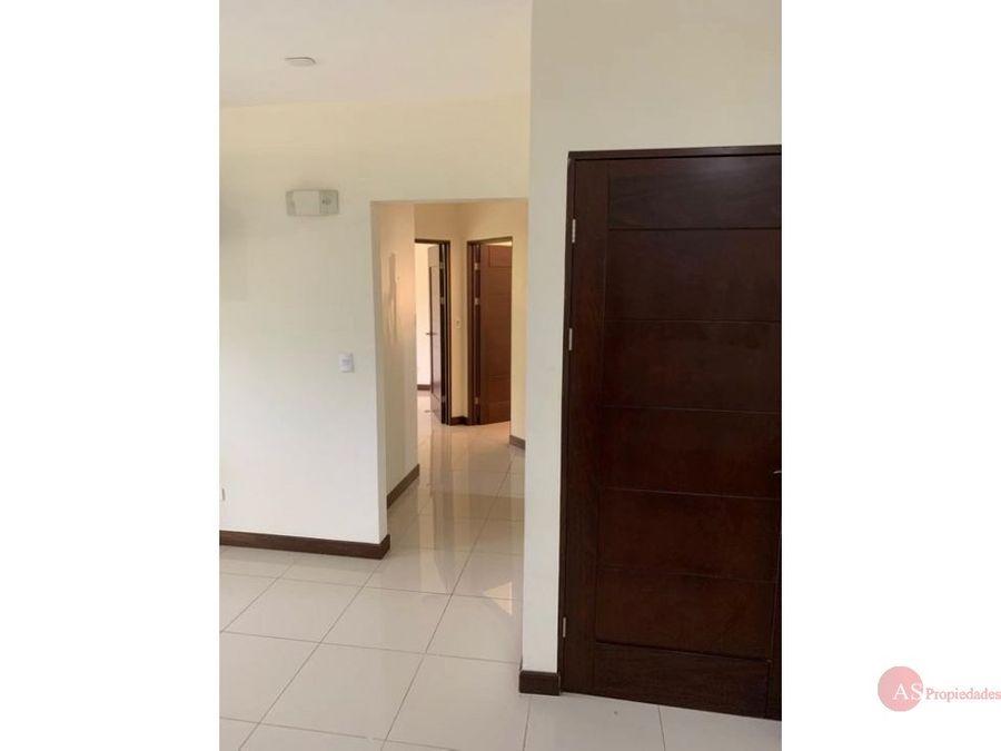 apartamento en condominio los pilares