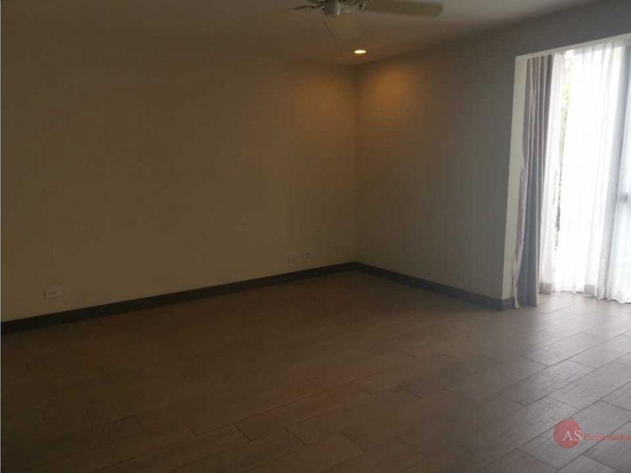 apartamento en condominio santa fe escazu