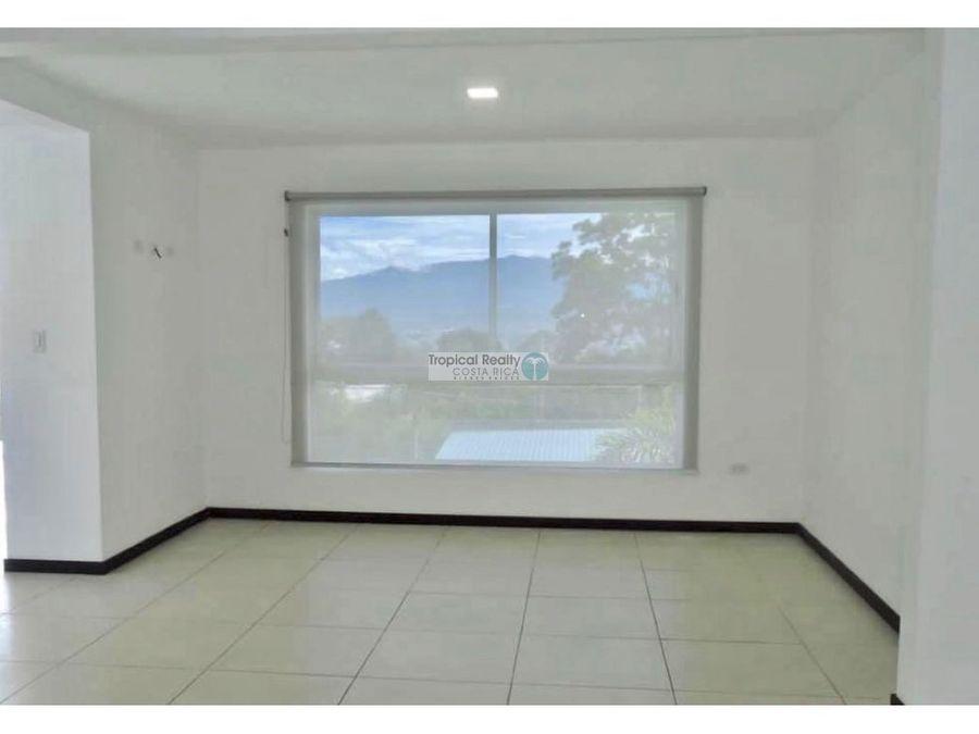 apartamento en condominio para alquiler en san antonio de escazu