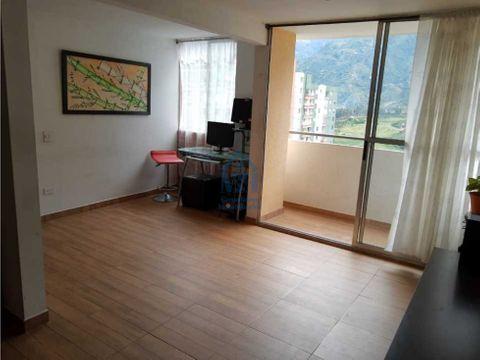 apartamento en conjunto cerrado 54m2 villa del sol