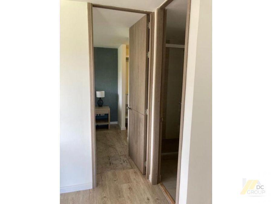apartamento en conjunto residencial club house para estrenar