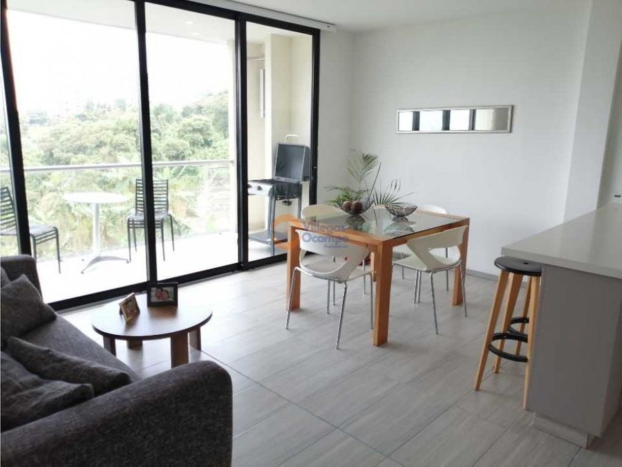 apartamento en construccion en venta en el trebol