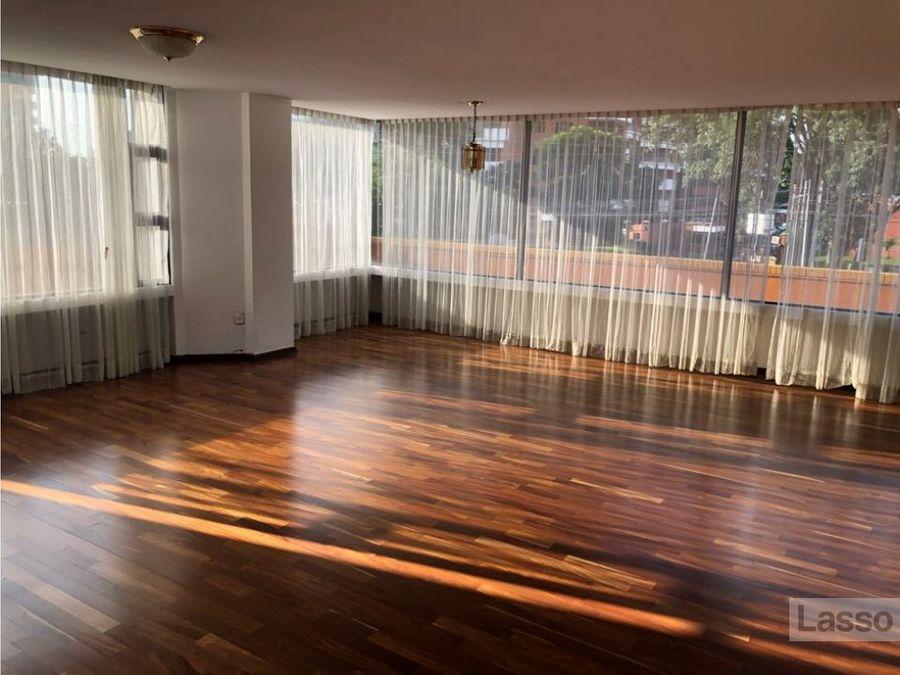 amplio apartamento en zona 14 2 hab y terraza