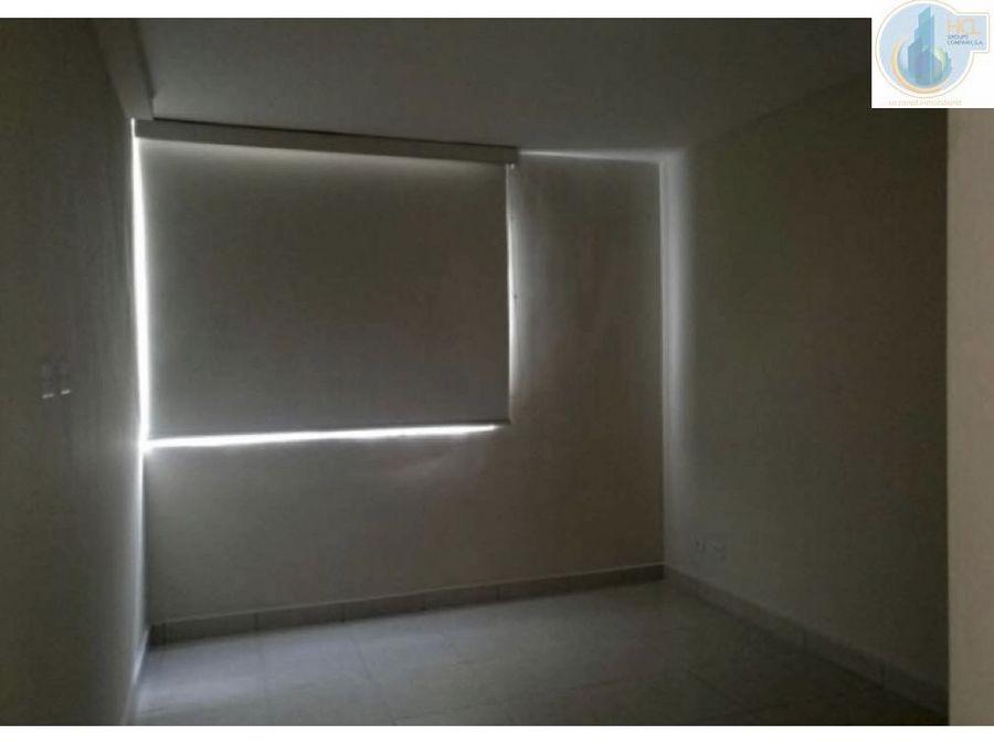 apartamento en el cangrejo linea blanca