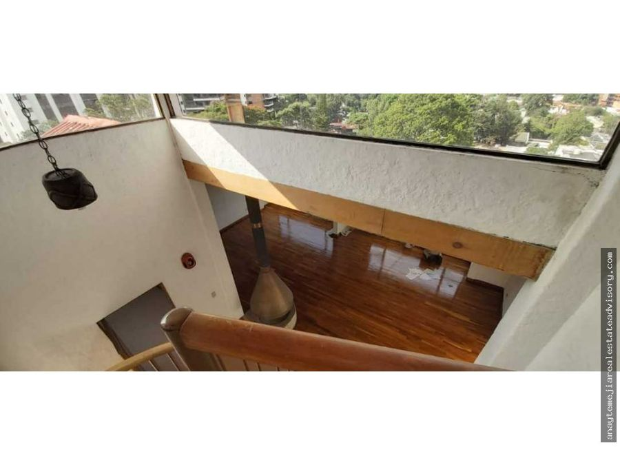 apartamento en el penthouse en edificio bouleva renta en z15 vhii