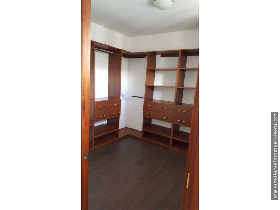 apartamento en el penthouse en renta en z15 vhii