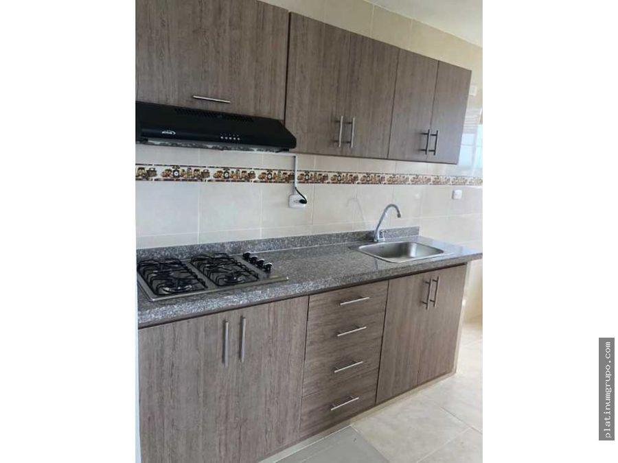 apartamento en venta en condominio en jamundi kd