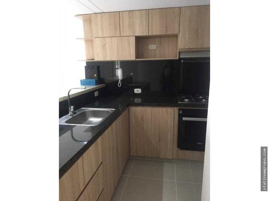 apartamento en venta en condominio en la flora cali kd
