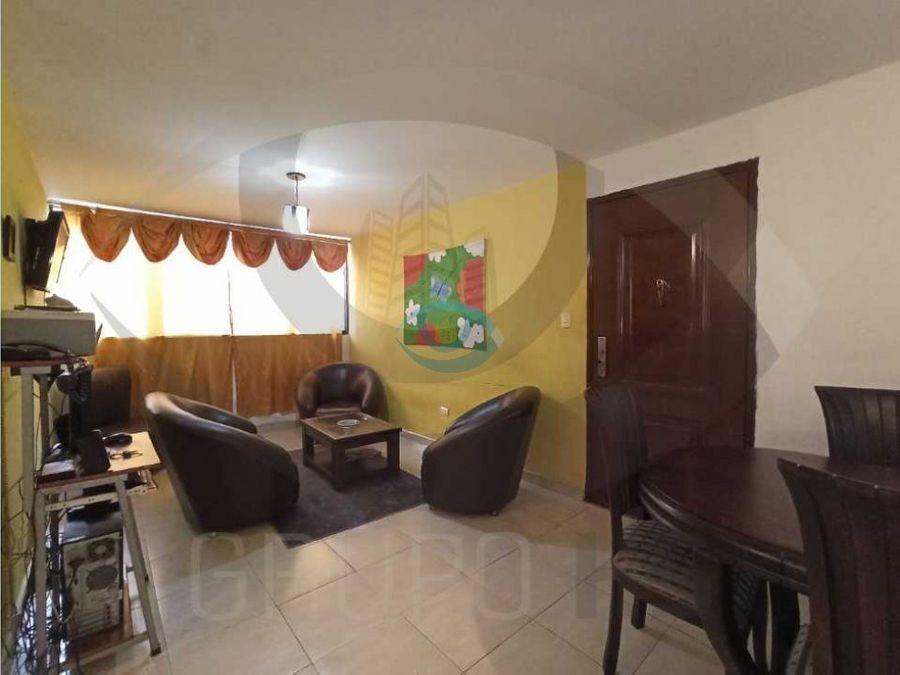apartamento en la placera san jacinto maracay amoblado