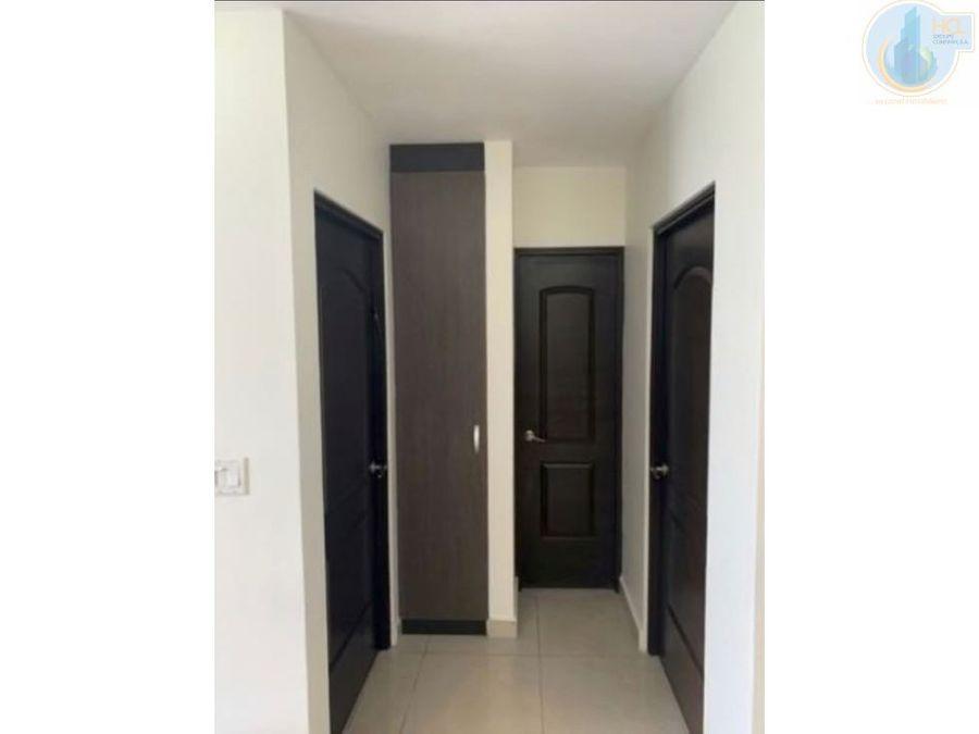 se vende apartamento en punta pacifica amoblado