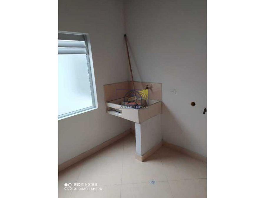 apartamento en proindiviso de quinto piso en marinilla las mercedes