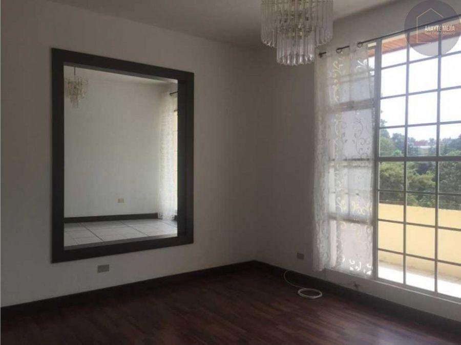 apartamento en renta oakland zona 10