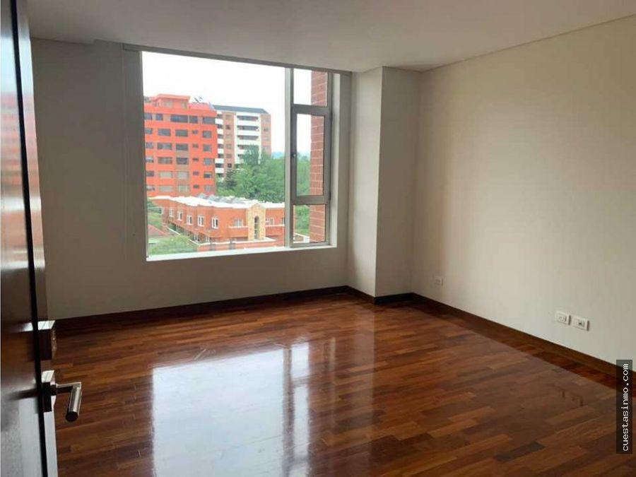 apartamento en renta avenida tres zona 14 dir