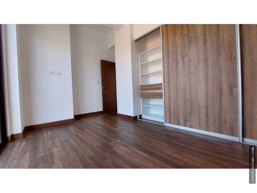 apartamento en renta casa canada zona 14 1