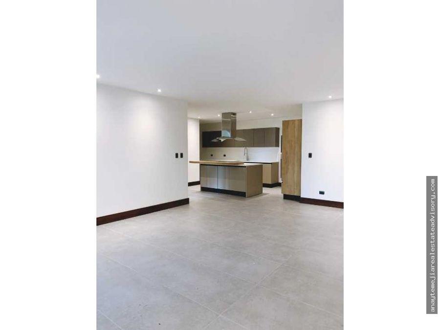 apartamento en renta en zen de cayala zona 16