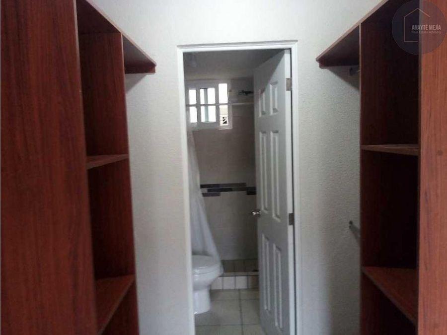 apartamento en renta condominio entre valles villa nueva