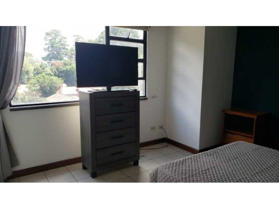 apartamento en renta edificio santorini americas zona 13
