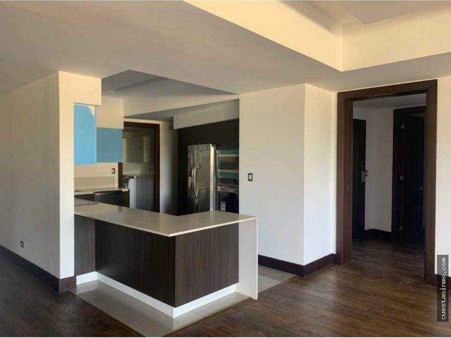apartamento en renta edificio bosco zona 15 d