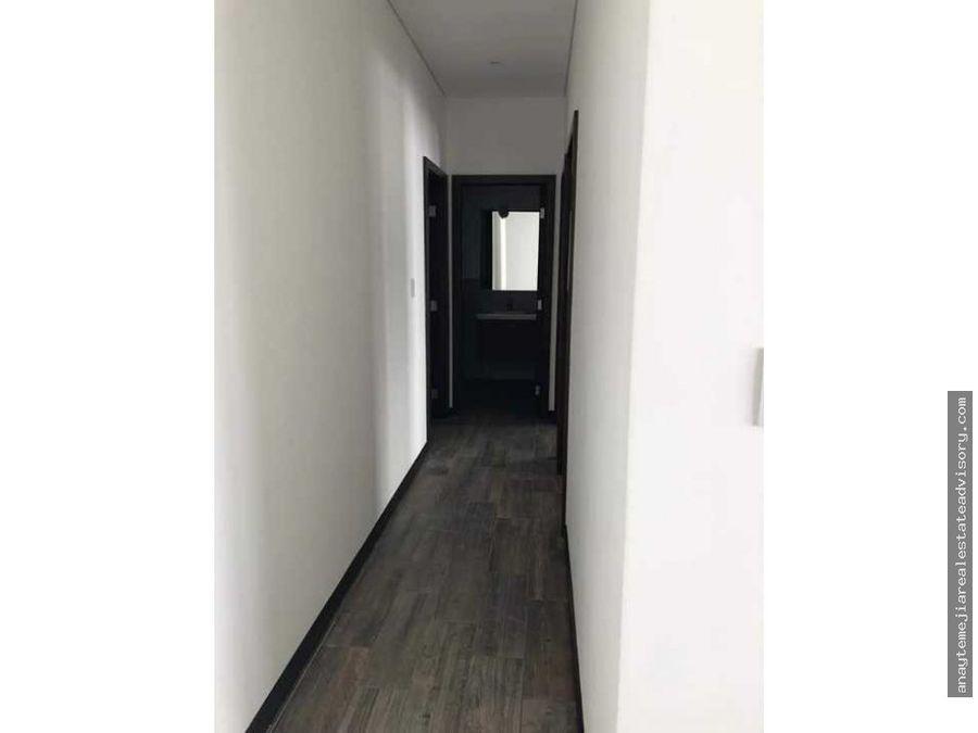 apartamento en renta en cayala zona 16