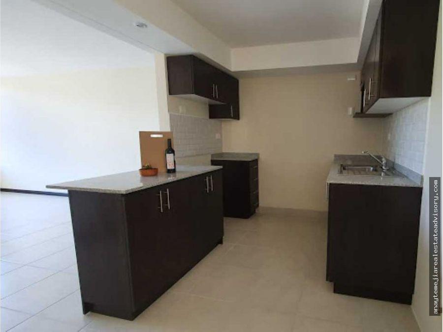 apartamento en renta en el naranjo
