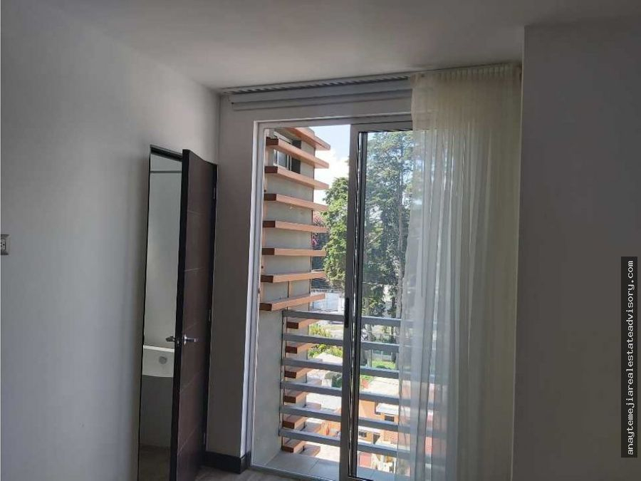 apartamento en renta en km145 caes