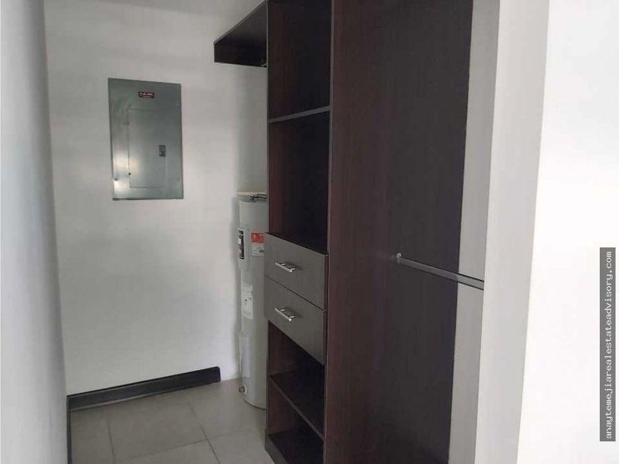 apartamento en renta en km 145 de caes