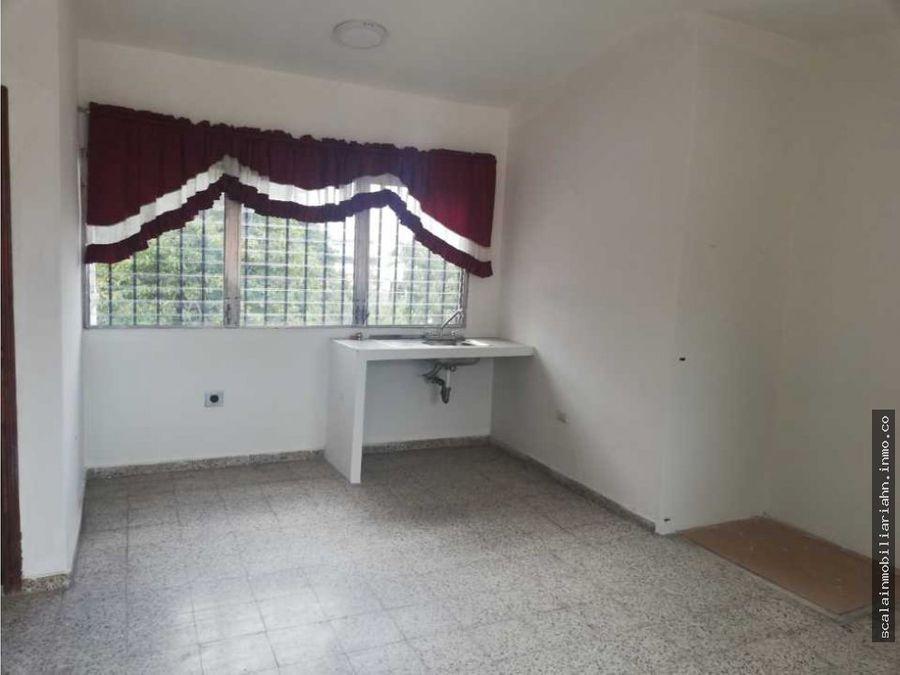 apartamento en renta en la humuya
