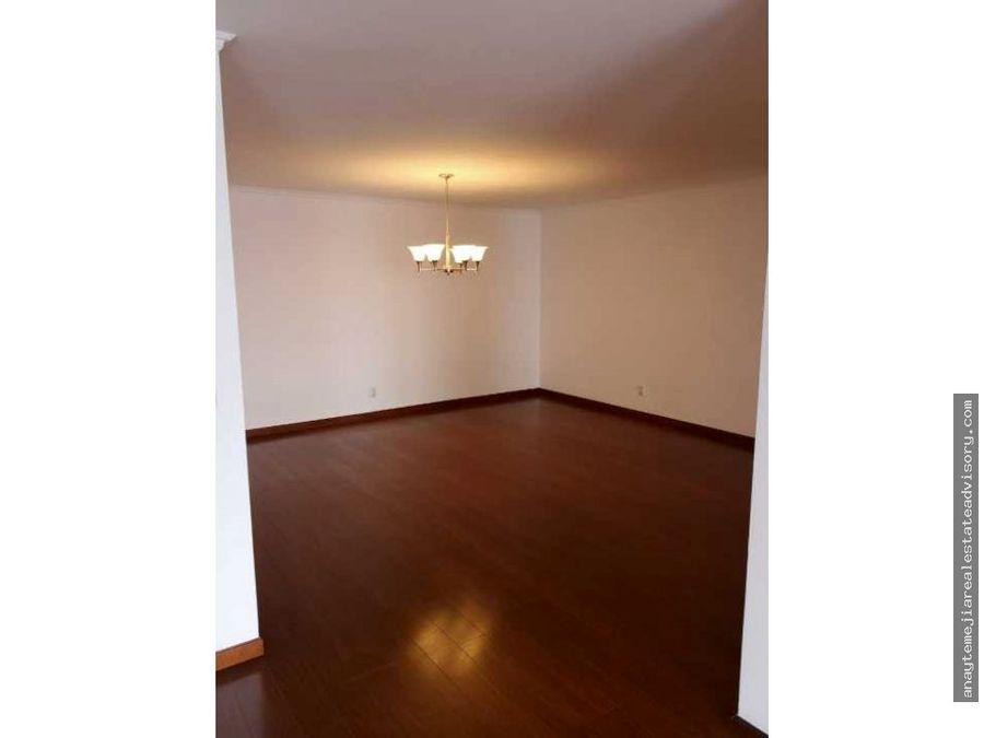 apartamento amueblado en renta en edificio botticelli ii z15 vhii