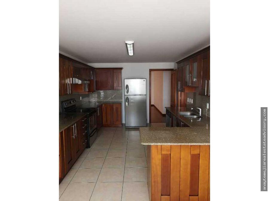 apartamento en renta en edificio botticelli ii z15 vhii