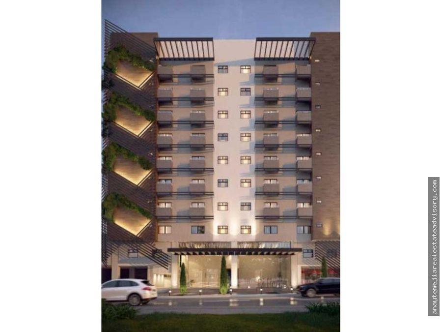 apartamento en renta en zona 7 edificio difiori